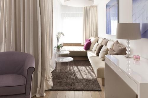 Suite Vorraum und Couch