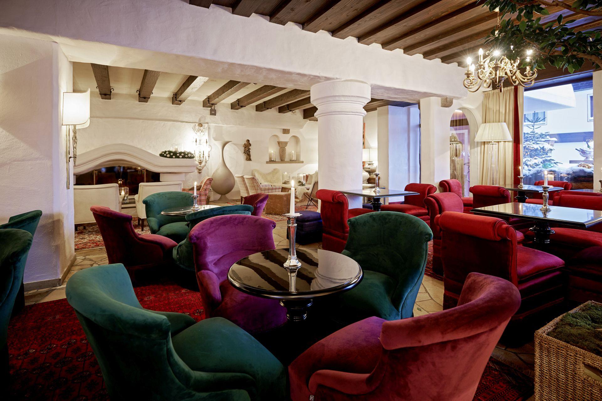 Coco's Lounge im Hotel am Arlberg