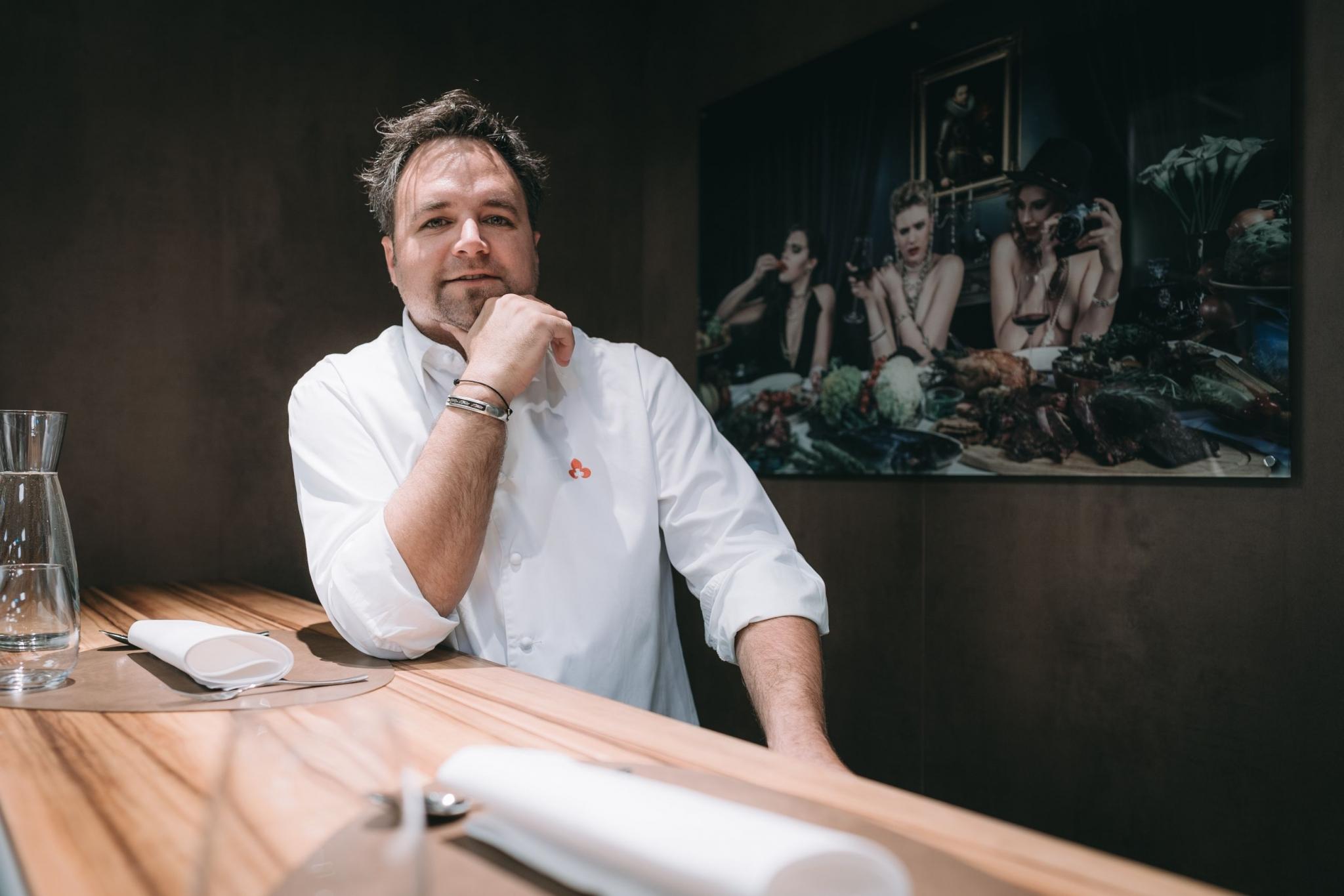 Der neue Küchenchef Gernot Bischofberger