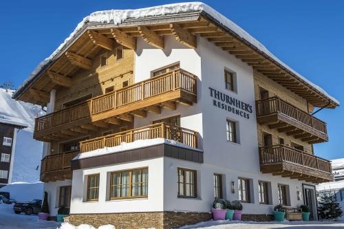 Außenansicht der Thurnher's Residences