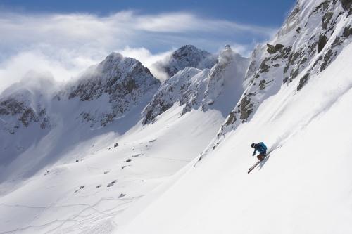 Skiregion Lech und Zürs