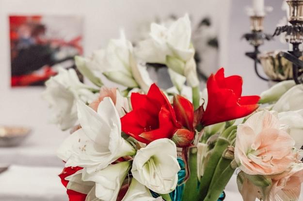 Blumenbeispiel