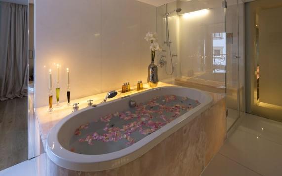 Badezimmer Spa Suite