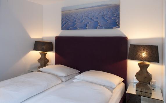 Schlafzimmer Spa Suite