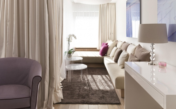 Spa Suite mit Couch