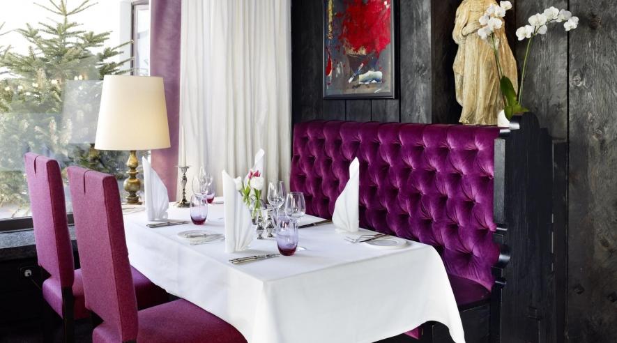 Restaurant Thurnhers Alpenhof