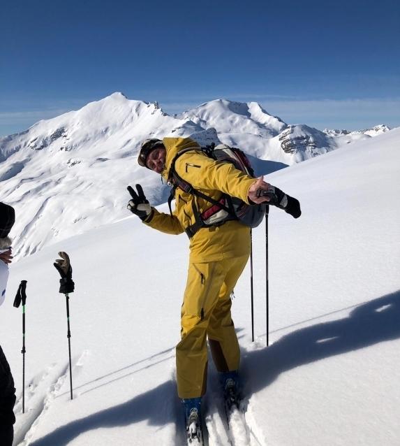 Skilehrer Roman Dornauer