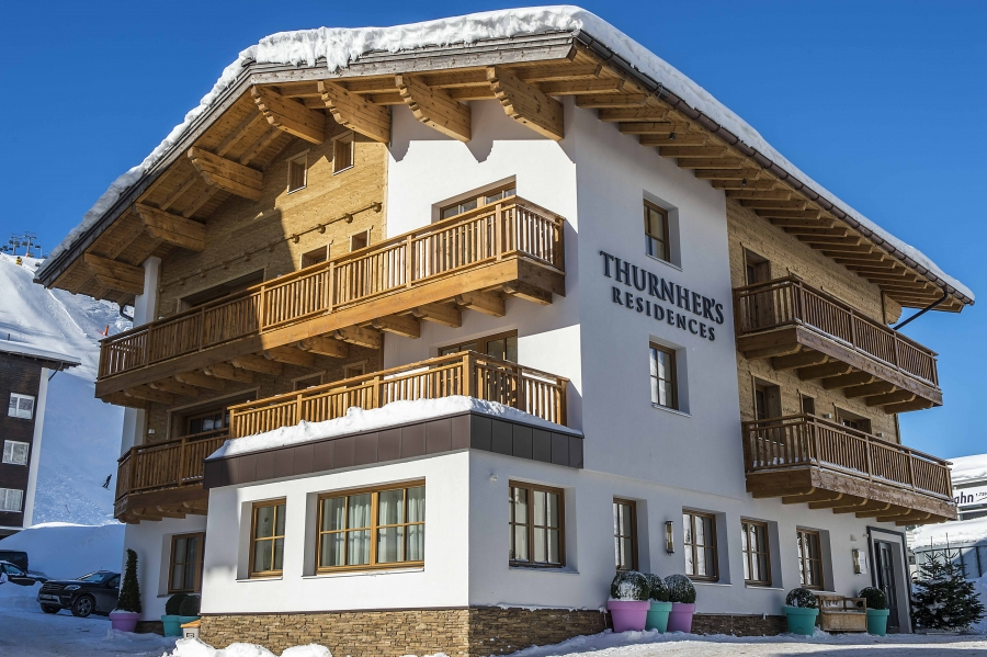 Thurnher's Residences Außenansicht