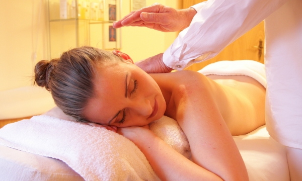 Massage im Thurnher's SPA