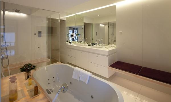 Badezimmer Wohnbeispiel
